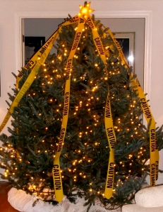 Toxic  Tree (Poison Ivy Alert)