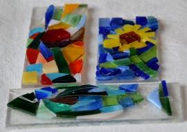 Suncatcher of Cut Glass