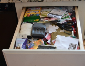Junk Drawer as treasure trove