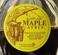IMG_4197 logo detail maple syrup audubon