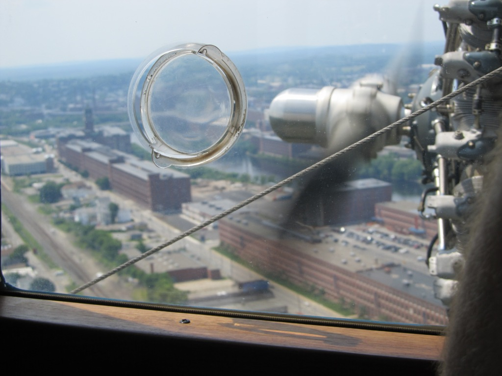 Lawrence Factories and circular air vent