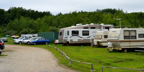 Home sweet campground
