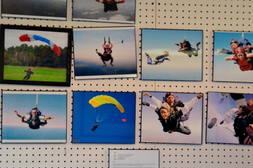 Photos of jumps at Skydive Pepperell