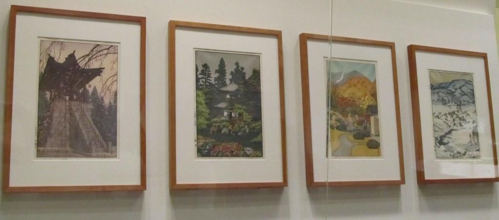Worcester Art Museum Three Generations of Yoshida Prints
