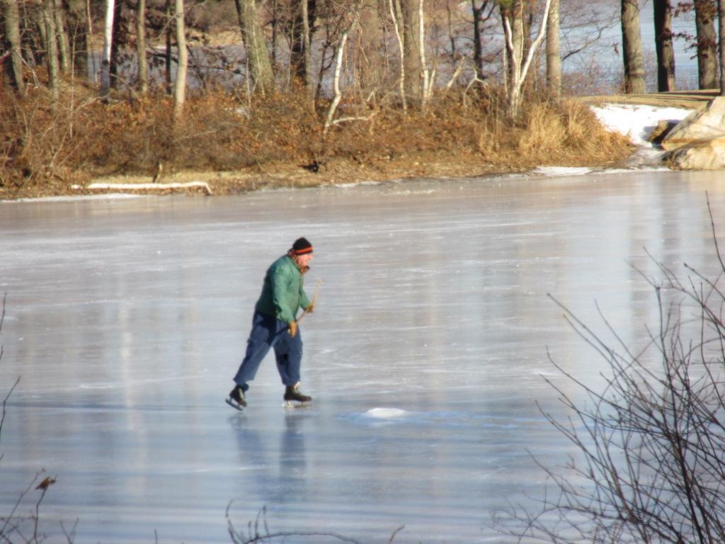 Ice Skating Haverhill