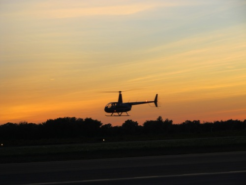 Sunset Helicopter Tour