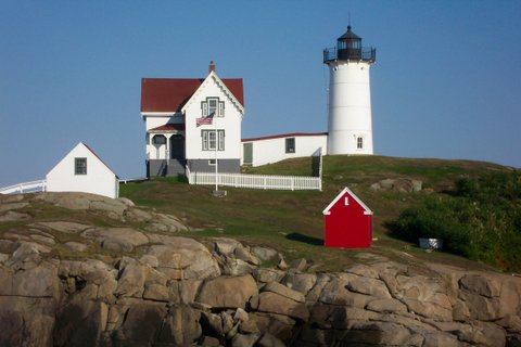 Nubble Light York ME