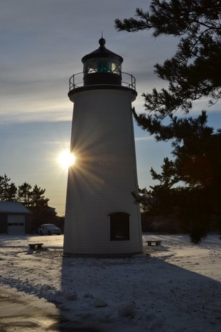 Plum Island, MA Lighthouse