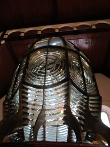 Cape Forchu Retired Fresnel Lens
