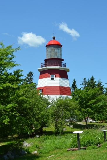 Peggy's Cove is one of 150 lighthouses to visit in Nova Scotia