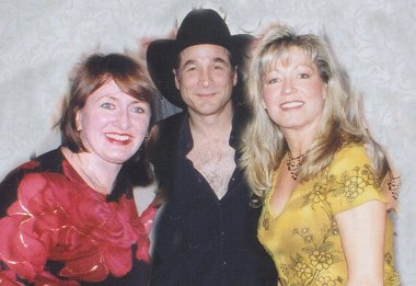 Judy me and Clint Black 154820_475804895767_5998891_n