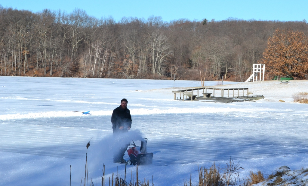 Lake Saltonstall aka Plug Pond