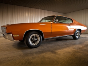 Buick Skylark Orange