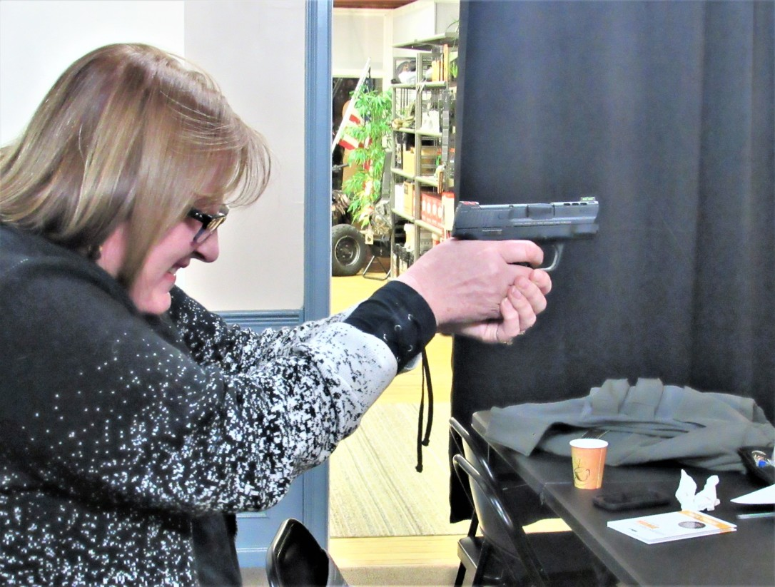 IMG_8995 (2) HAV (c) Alison COlby-Campbell photo by Jon Rocknus gun safety class