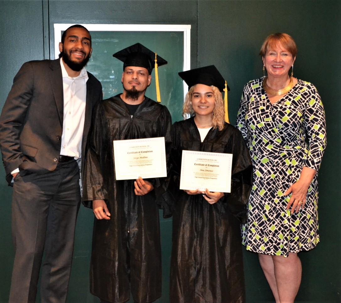 DSC_8013 (2)HAV (c) Alison Colby-Campbell Community Action Graduation and Celebration 2019
